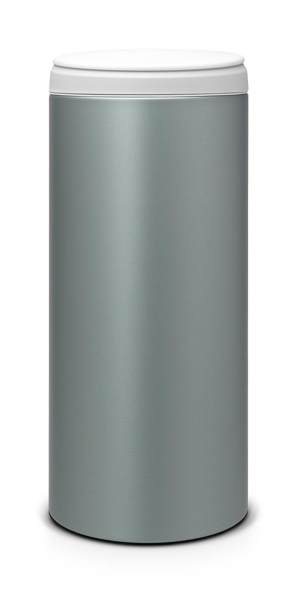 Odpadkový koš Brabantia Flipbin - 30 l, metalická mátová 106880