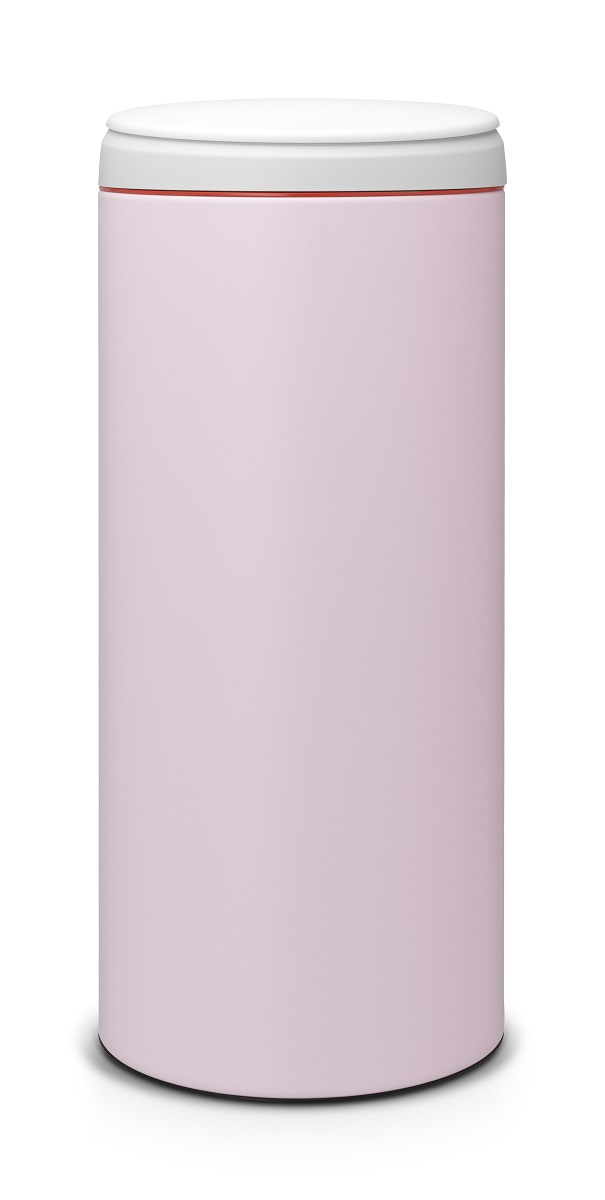 Odpadkový koš Brabantia Flipbin - 30 l, minerální růžová 106941