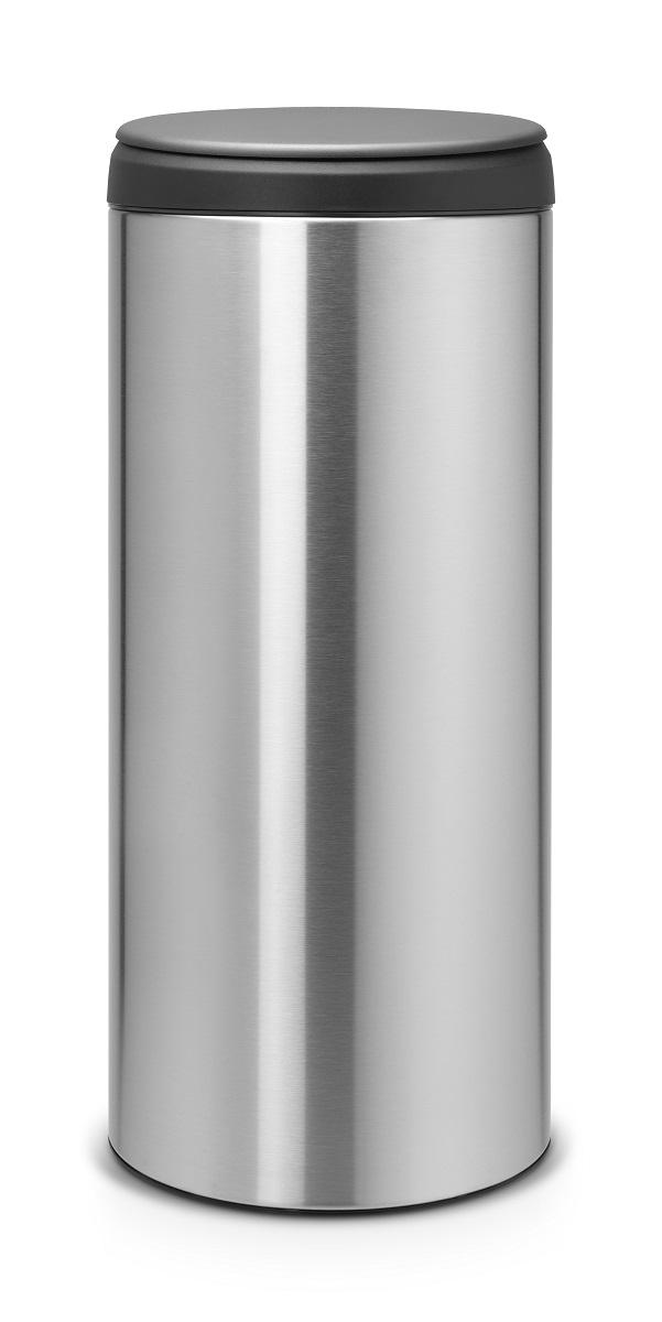 Odpadkový koš Brabantia Flipbin - 30 l, matná ocel 106965