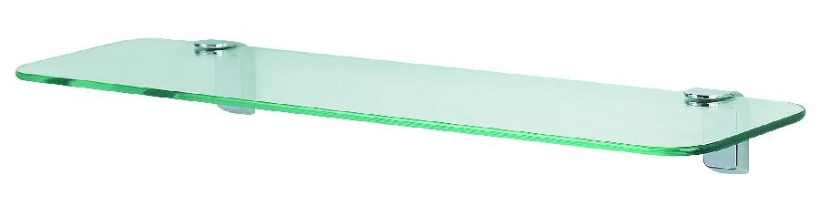 SPIRELLA MAX-LIGHT Koupelnová polička chromová 60 cm
