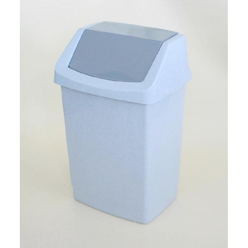 Odpadkový koš CLICK 25l luna 04044-591