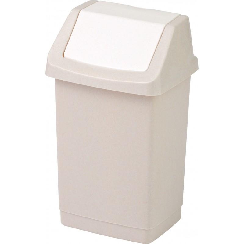 Odpadkový koš CLICK 9l savanna 04042-844
