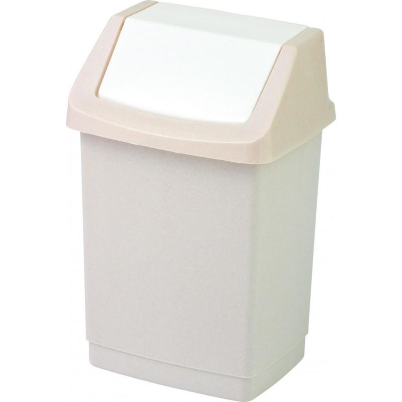 Odpadkový koš CLICK 50l savanna 04045- 844