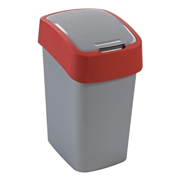 Odpadkový koš FLIPBIN 10l červený 02170-547