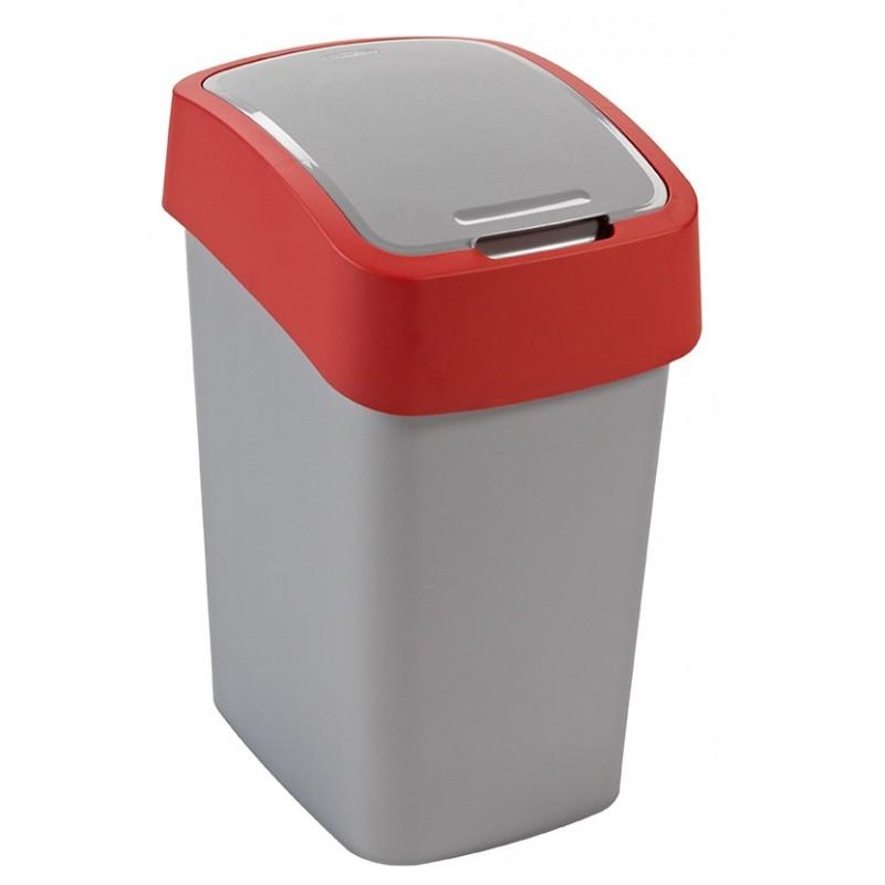 Odpadkový koš FLIPBIN 25l červená 02171-547