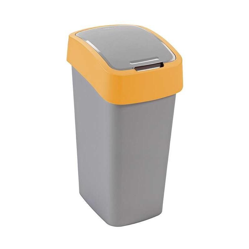 Odpadkový koš FLIPBIN 50l žlutý 02172-535