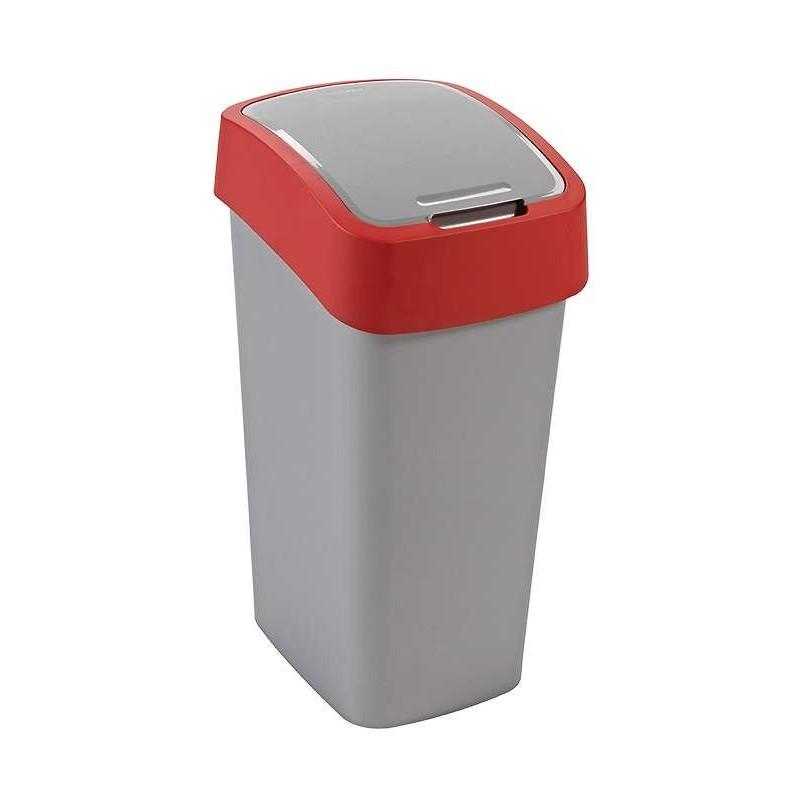 Odpadkový koš FLIPBIN 50l červený 02172-547