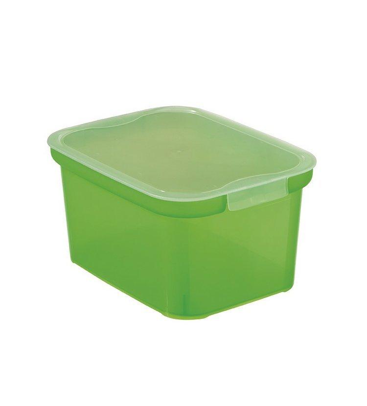8112890de Curver úložný box neon zelený 04728-838