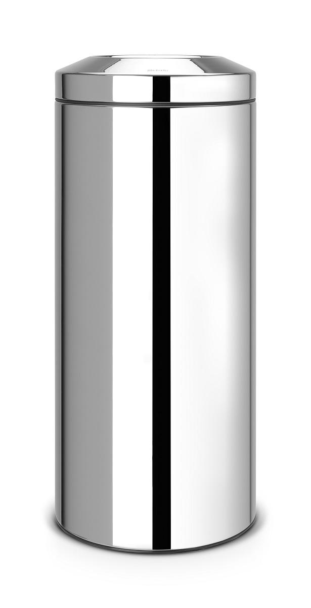 Odpadkový koš Brabantia Flame Guard - 30 l, nehořlavý, lesklá ocel 287527