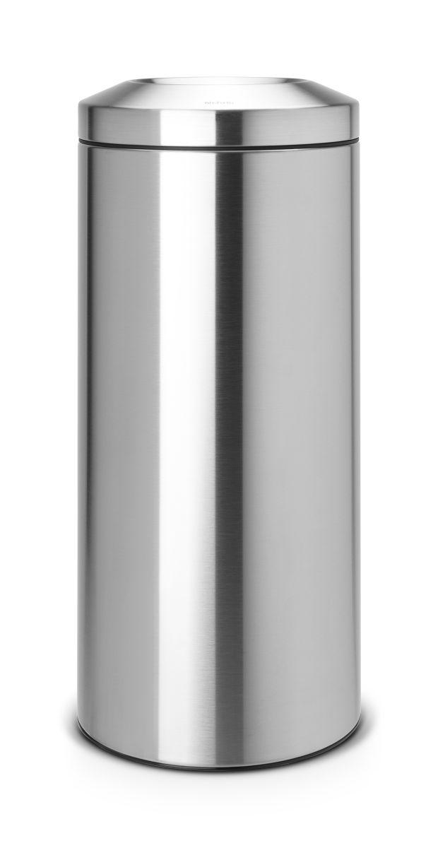 Koš Brabantia Flame Guard- 30 L, nehořlavý, matná ocel