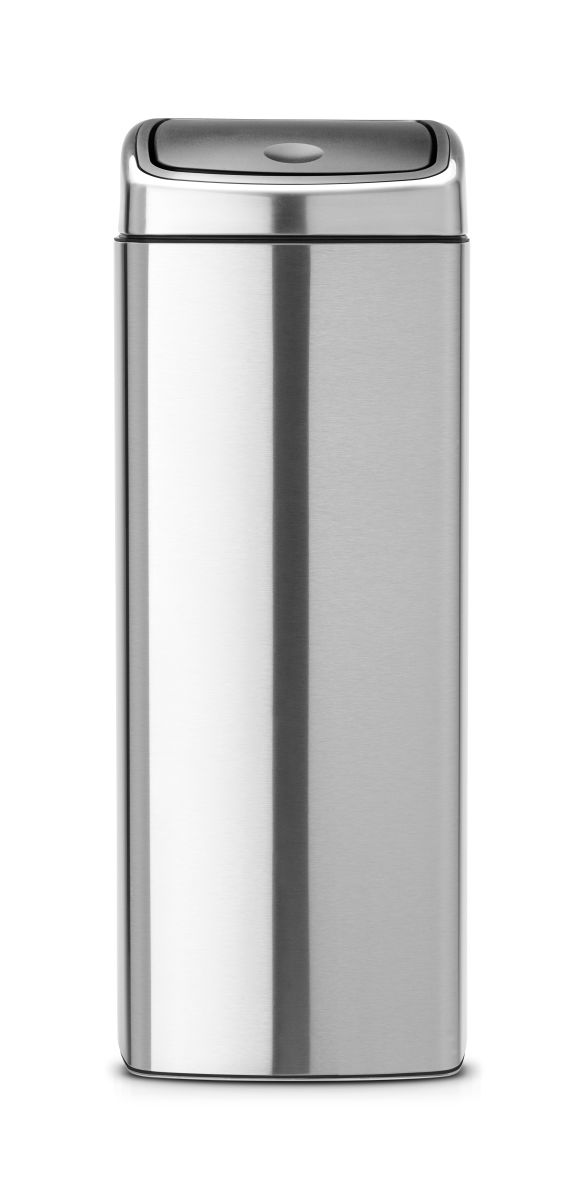 Koš Touch Bin Brabantia - 25l, čtvercový, matná ocel 384929