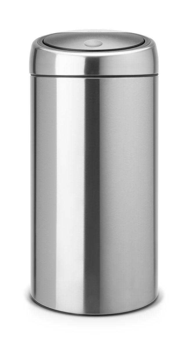 Koš na odpad Touch Bin Brabantia - 45 l, dotykový, matná ocel 390845