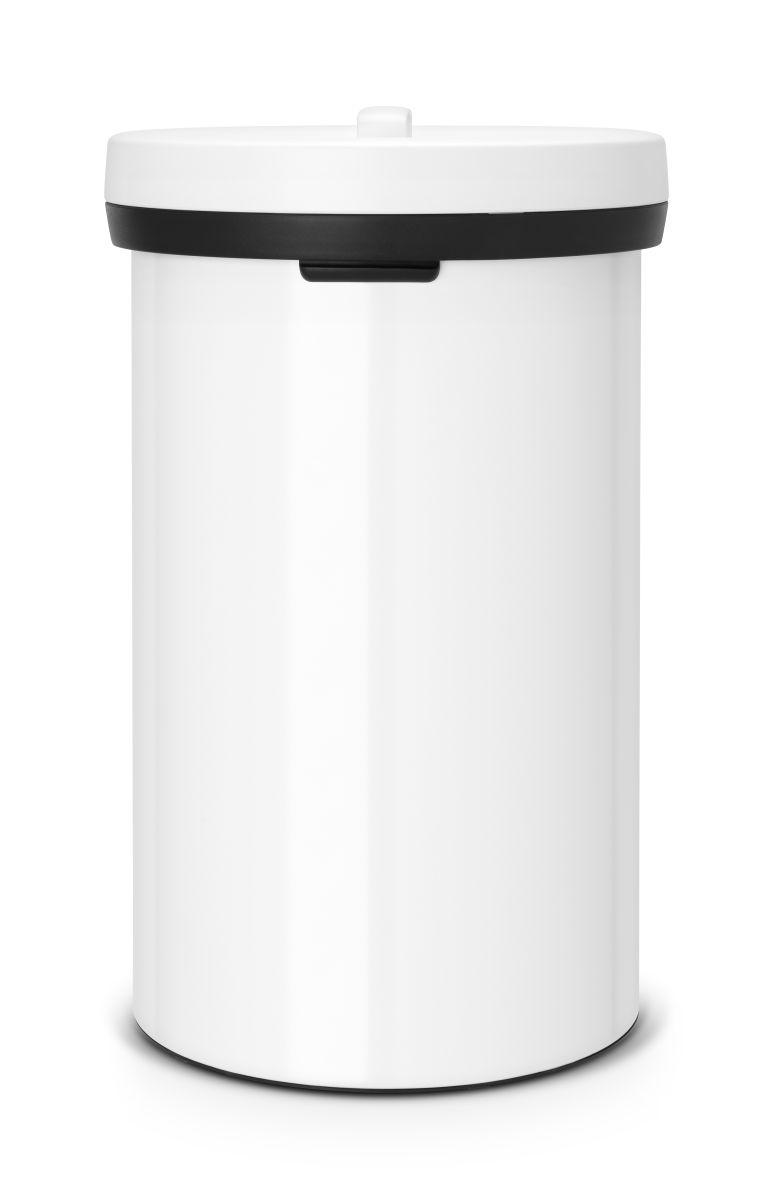 Odpadkový koš Big Bin Brabantia - 60l, bílý 484544