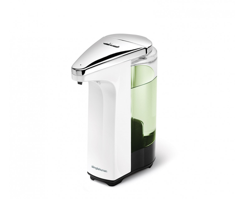 SIMPLEHUMAN Bezdotykový dávkovač mýdla 237 ml, bílý ST1018