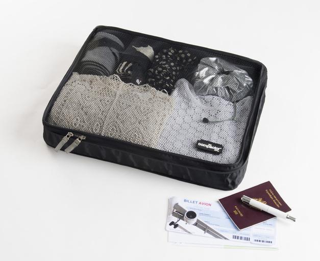 Cestovní pouzdro Compactor do kufru – velké 45 x 35 x 8,5 cm
