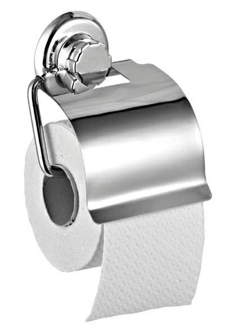 Držák toaletního papíru bez vrtání Compactor - Bestlosck systém