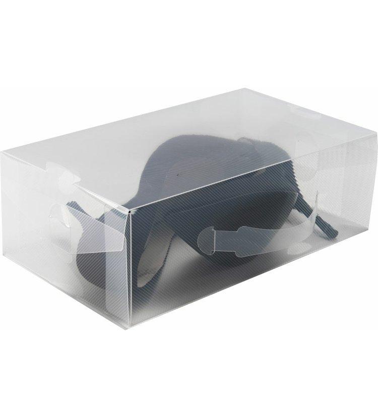 a85fd5366 Transparentní úložný box na boty