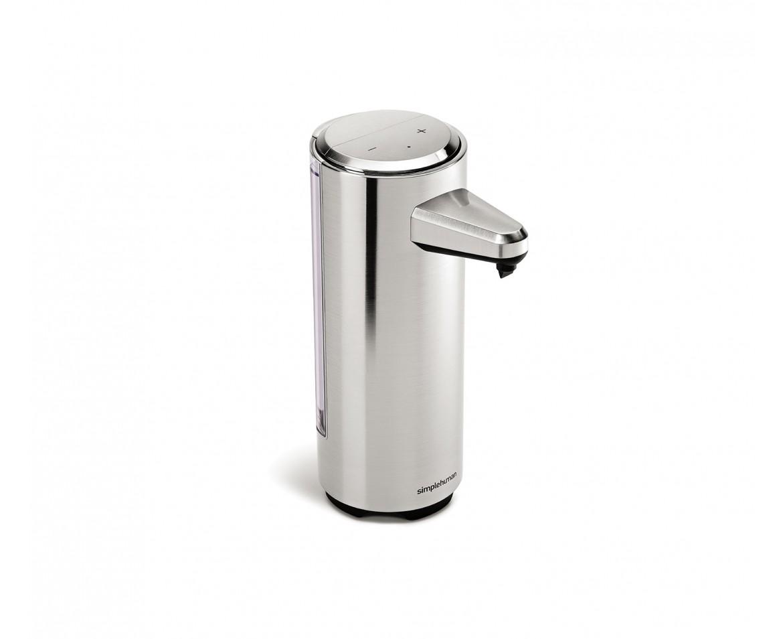 Simplehuman Bezdotykový dávkovač mýdla 237 ml, matný nikl ST1034