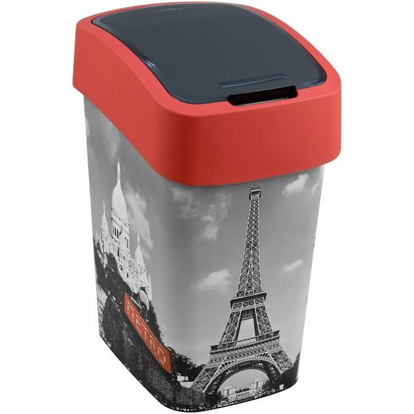 Odpadkový koš Curver Flipbin Paris 25 L 02171-P67